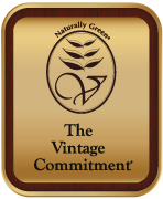 Naturally Green - The Vintage commitment