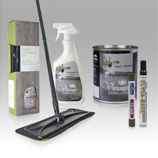 Shop cleaning & repair kits