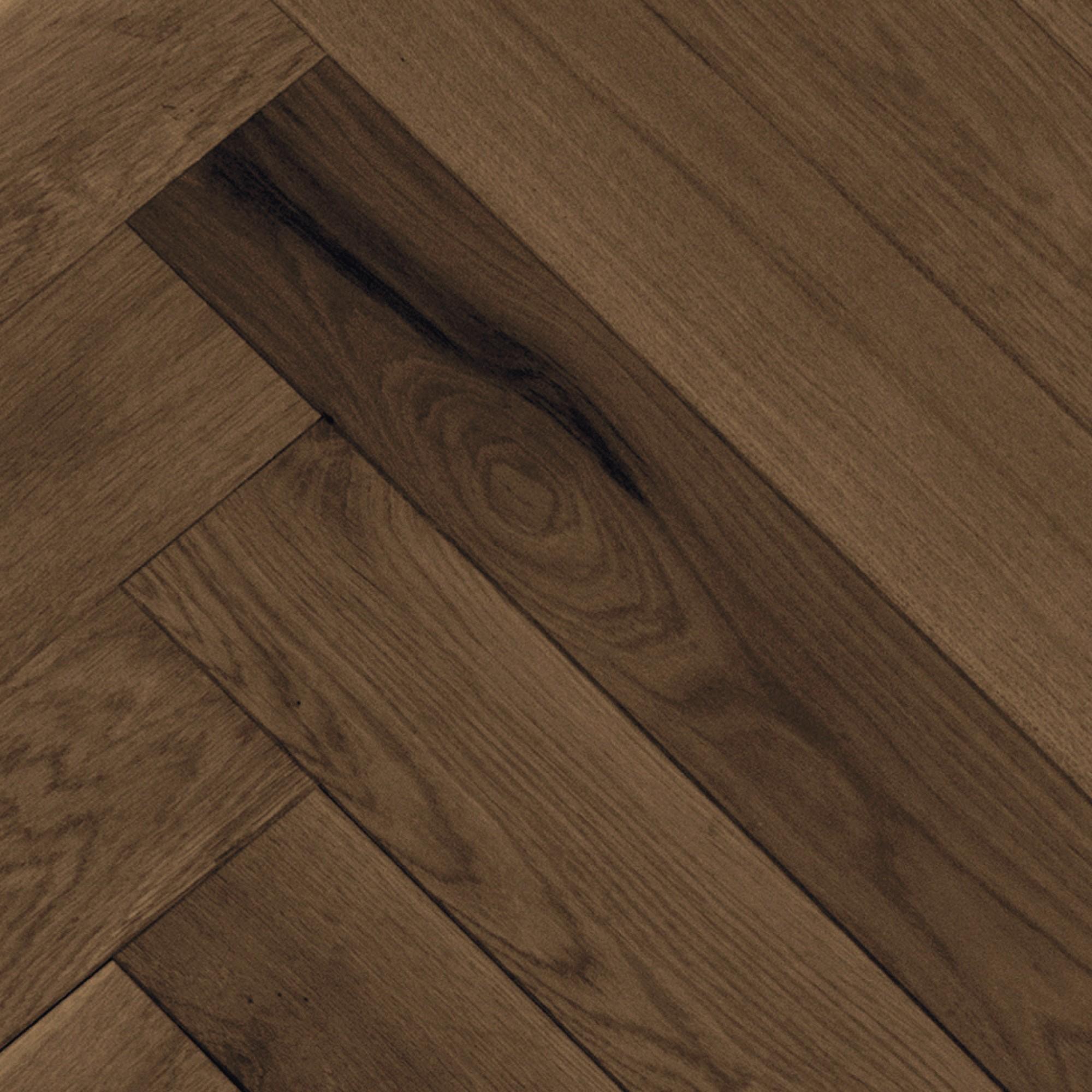 Herringbone white oak buckingham wire brushed vintage for White oak flooring