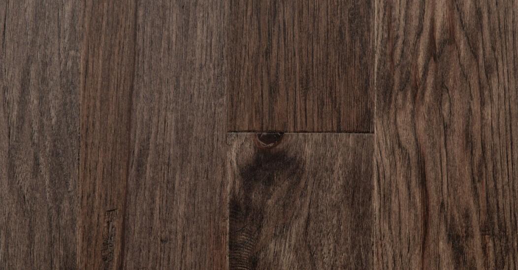 Hand Scraped Hickory Mesquite Vintage Hardwood Flooring