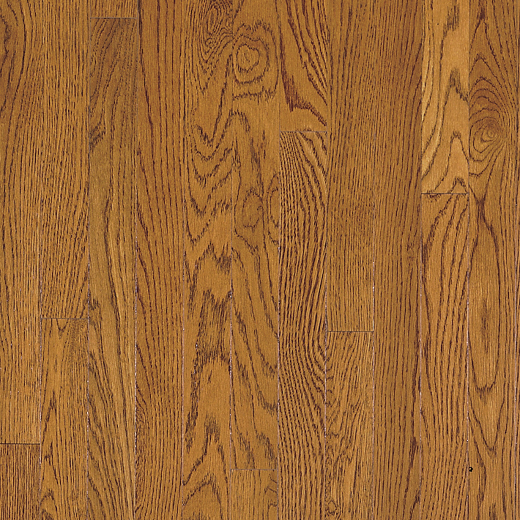 Smooth Red Oak Cambridge Vintage Hardwood Flooring