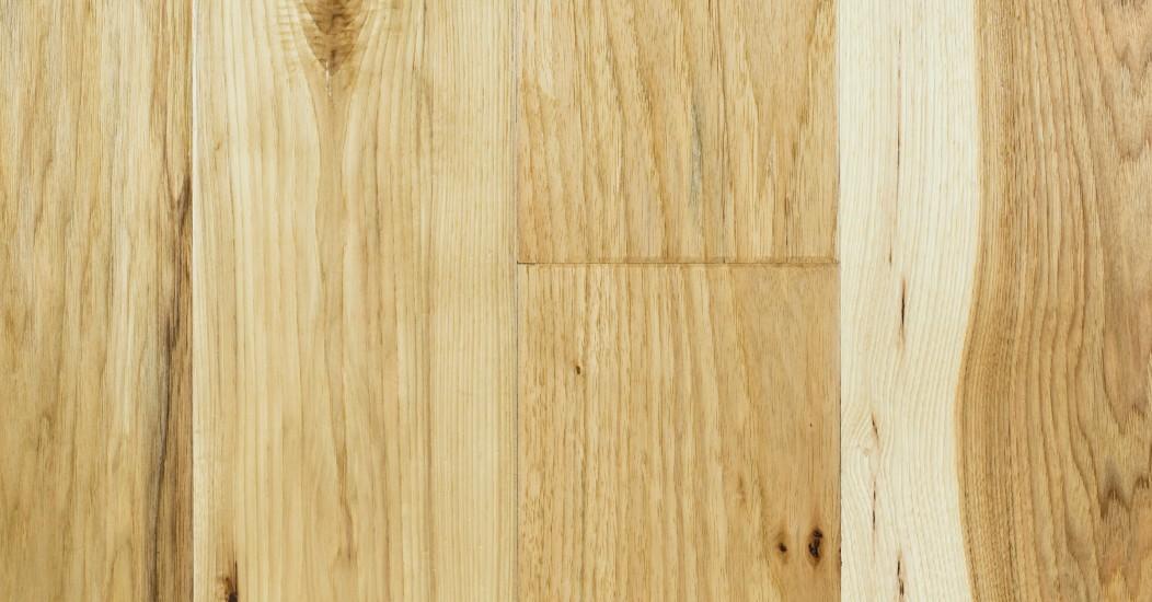 Hand Scraped Hickory Natural Vintage Hardwood Flooring