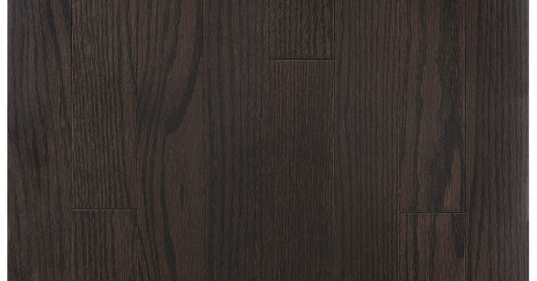 Smooth Red Oak Cocoa Vintage Hardwood Flooring