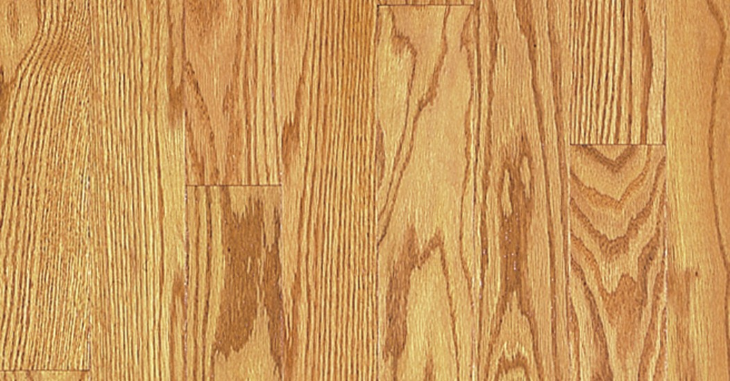 Smooth Red Oak Galliano Vintage Hardwood Flooring