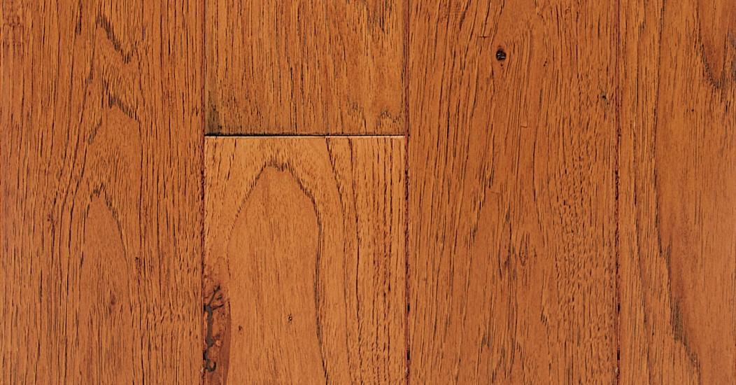 Hand Scraped Hickory Thames Vintage Hardwood Flooring