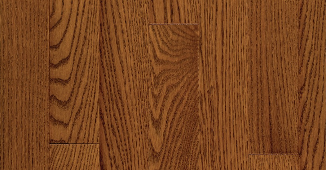 Smooth Red Oak Kahlua Vintage Hardwood Flooring
