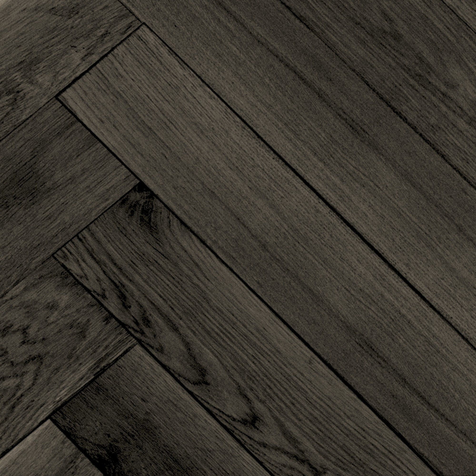 Herringbone White Oak Gotham Hand Scraped Vintage