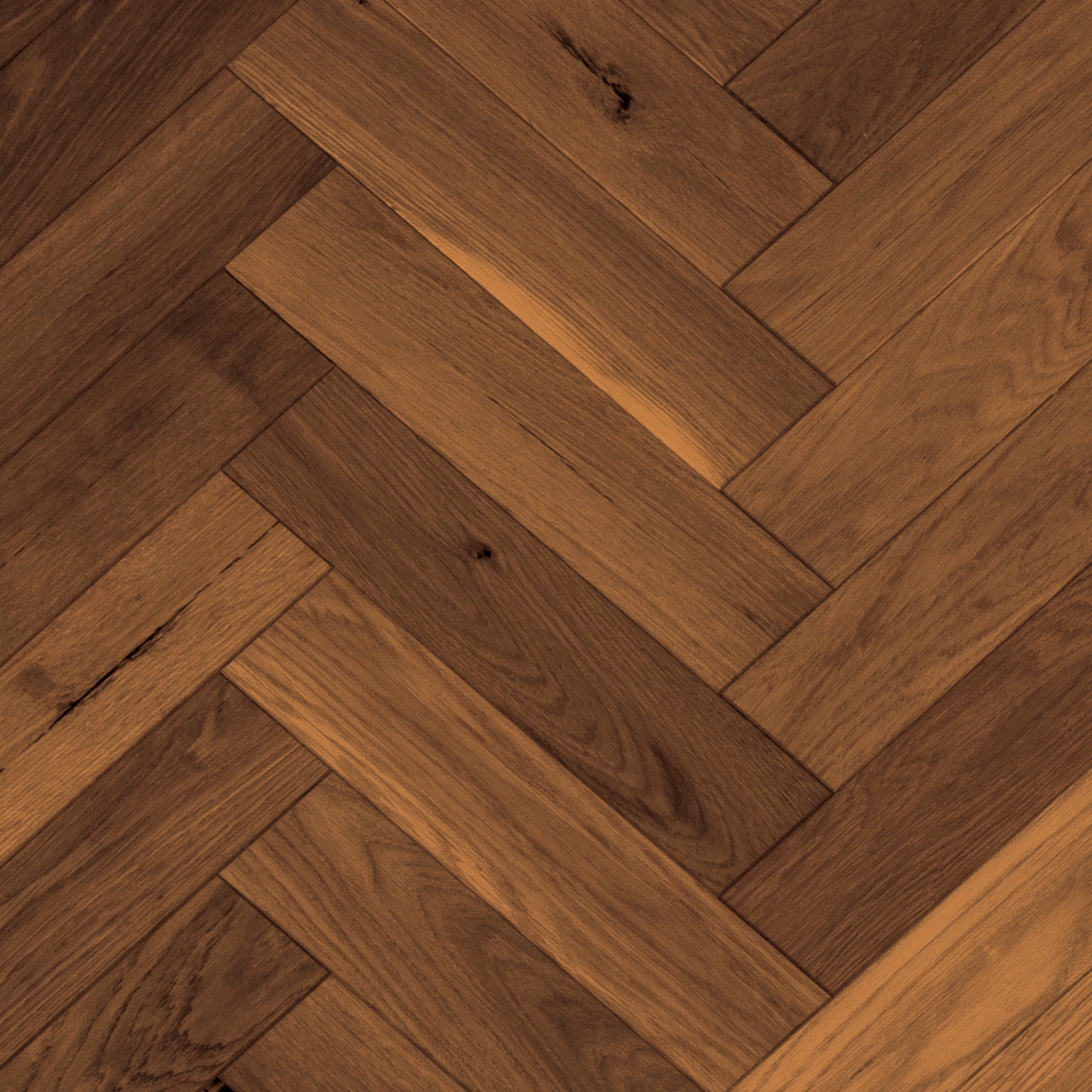 Red Oak Kahlua Wire Brushed