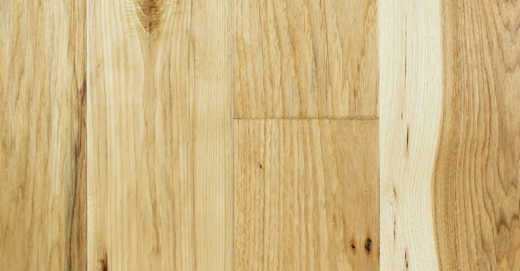 Hand Scraped Hickory Natural Vintage Hardwood Flooring