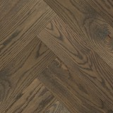 Red Oak Hillside Wire Brushed - floor