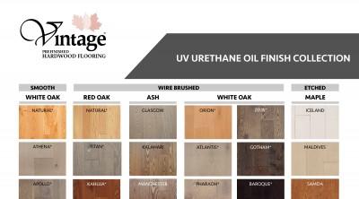 UV Oil Finish