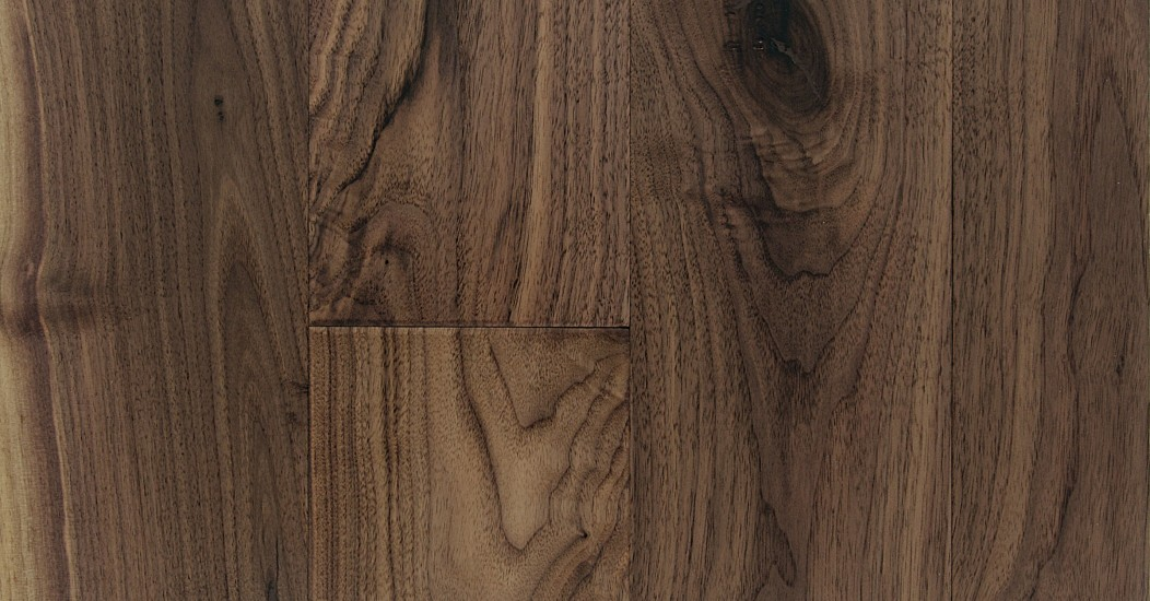 Hand Scraped Black Walnut Natural Vintage Hardwood
