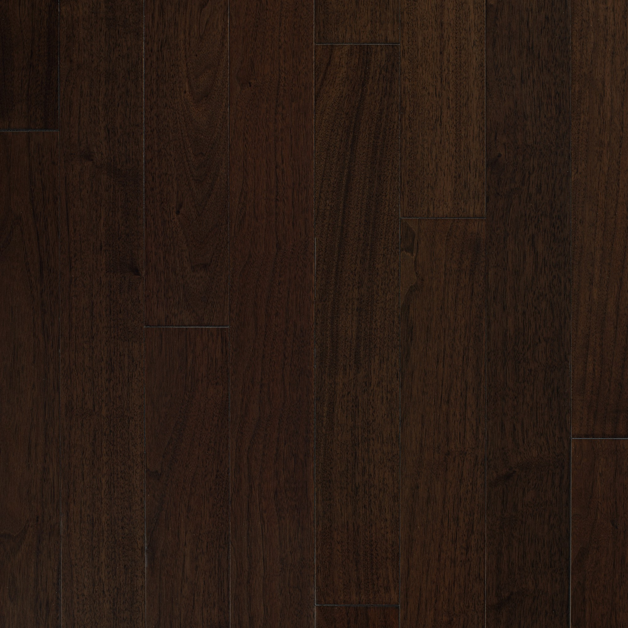 Smooth Black Walnut Medieval Vintage Hardwood Flooring