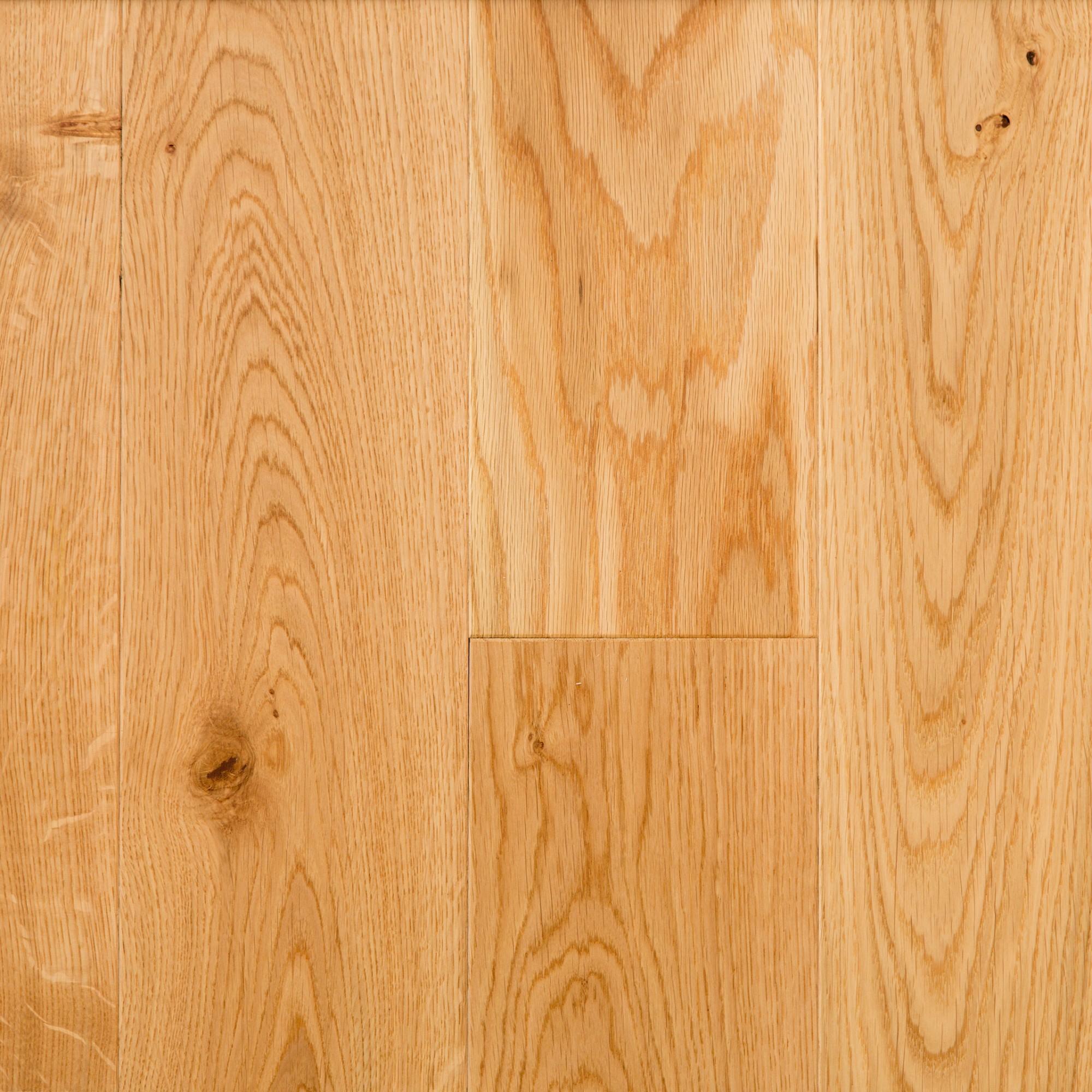 Smooth White Oak Natural Vintage Hardwood Flooring And