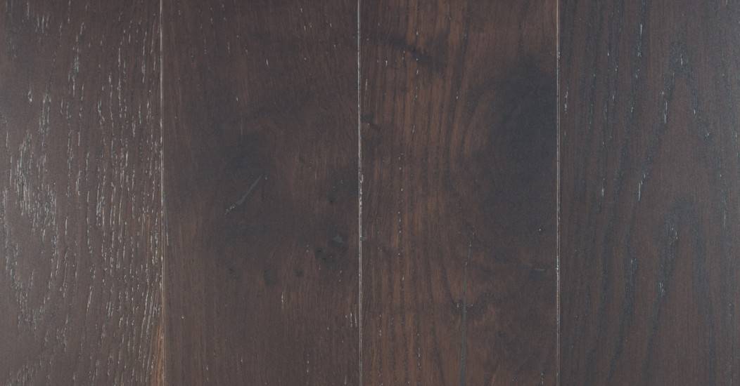 Fumed White Oak Black Oak Wire Brushed Vintage Hardwood
