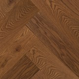 Red Oak Kahlua Wire Brushed - floor