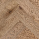 Red Oak Barista Wire Brushed - floor
