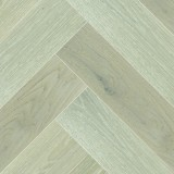 White Oak Atlantis Wire - floor