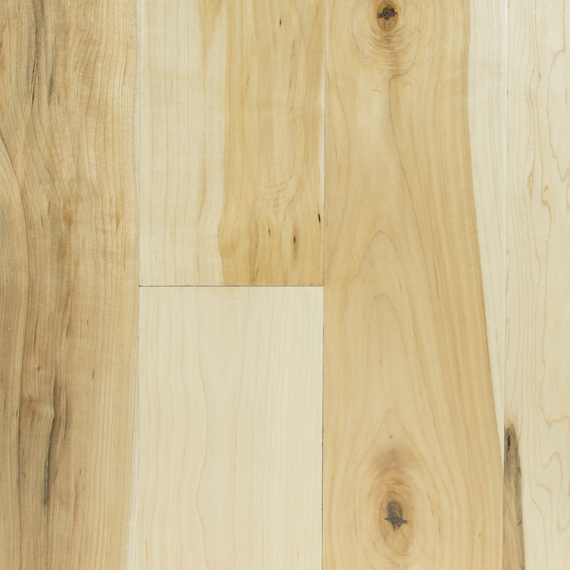 Hand Scraped Maple Natural Vintage Hardwood Flooring