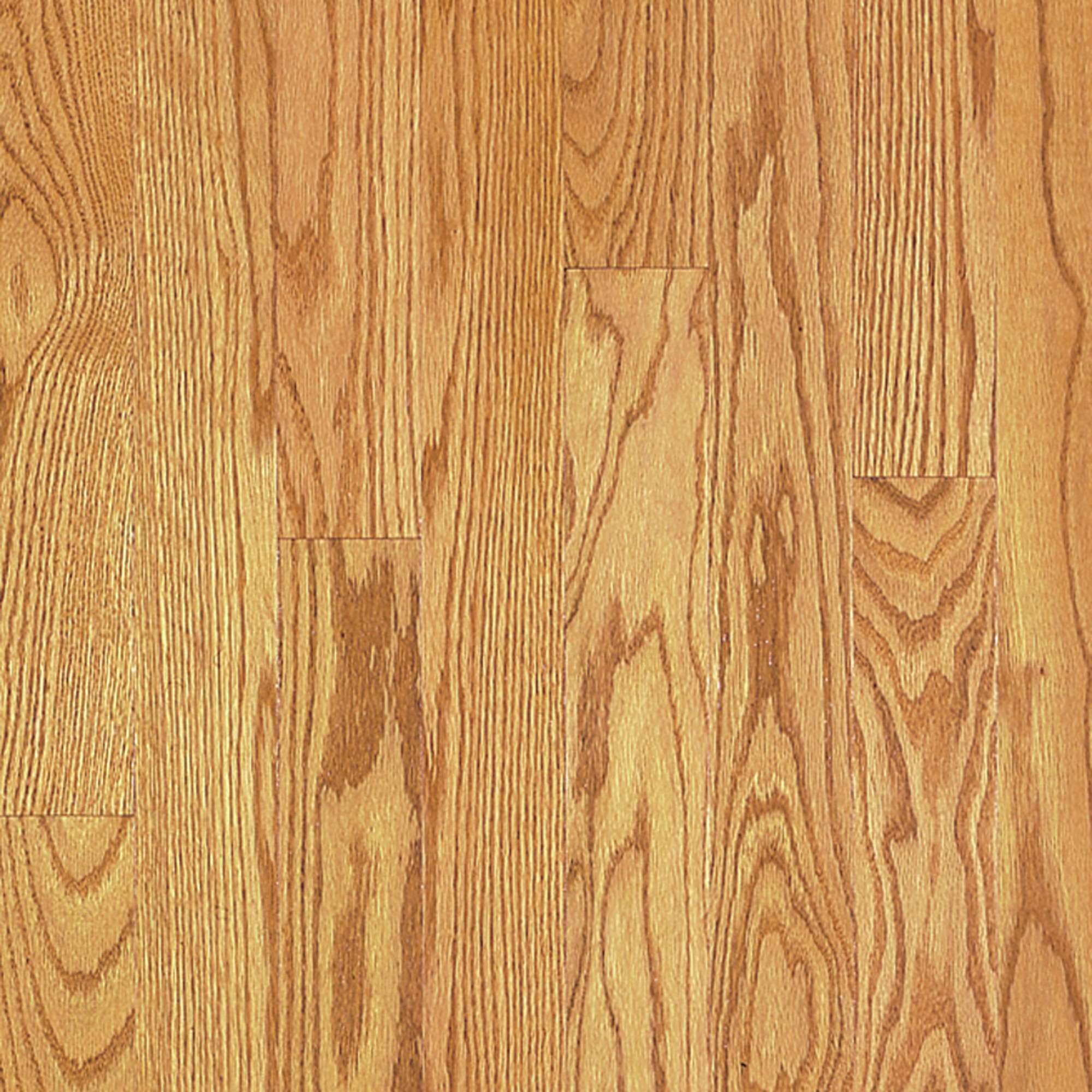 Smooth Red Oak Galliano Vintage Hardwood Flooring And
