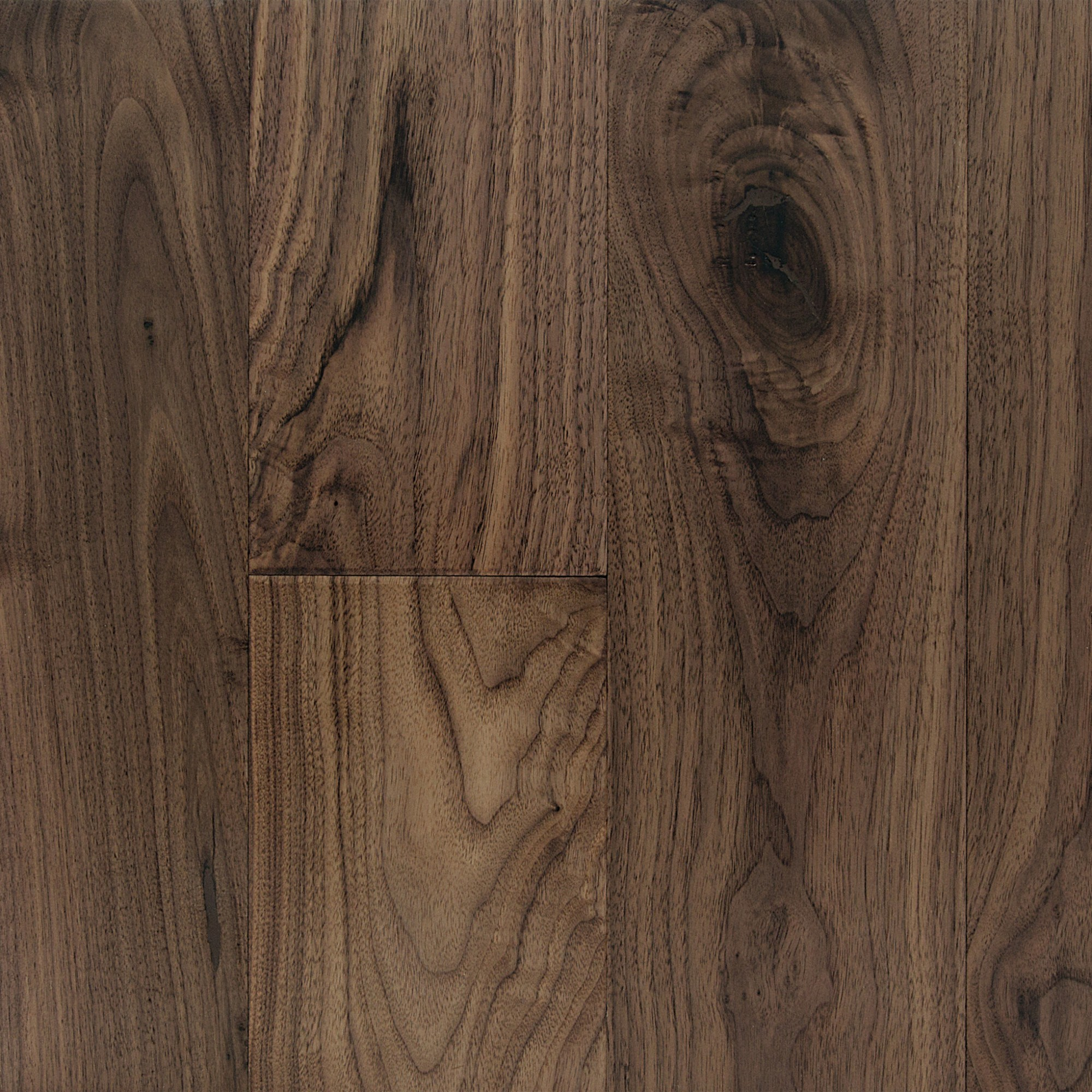 Hand scraped black walnut natural vintage hardwood for Walnut hardwood flooring