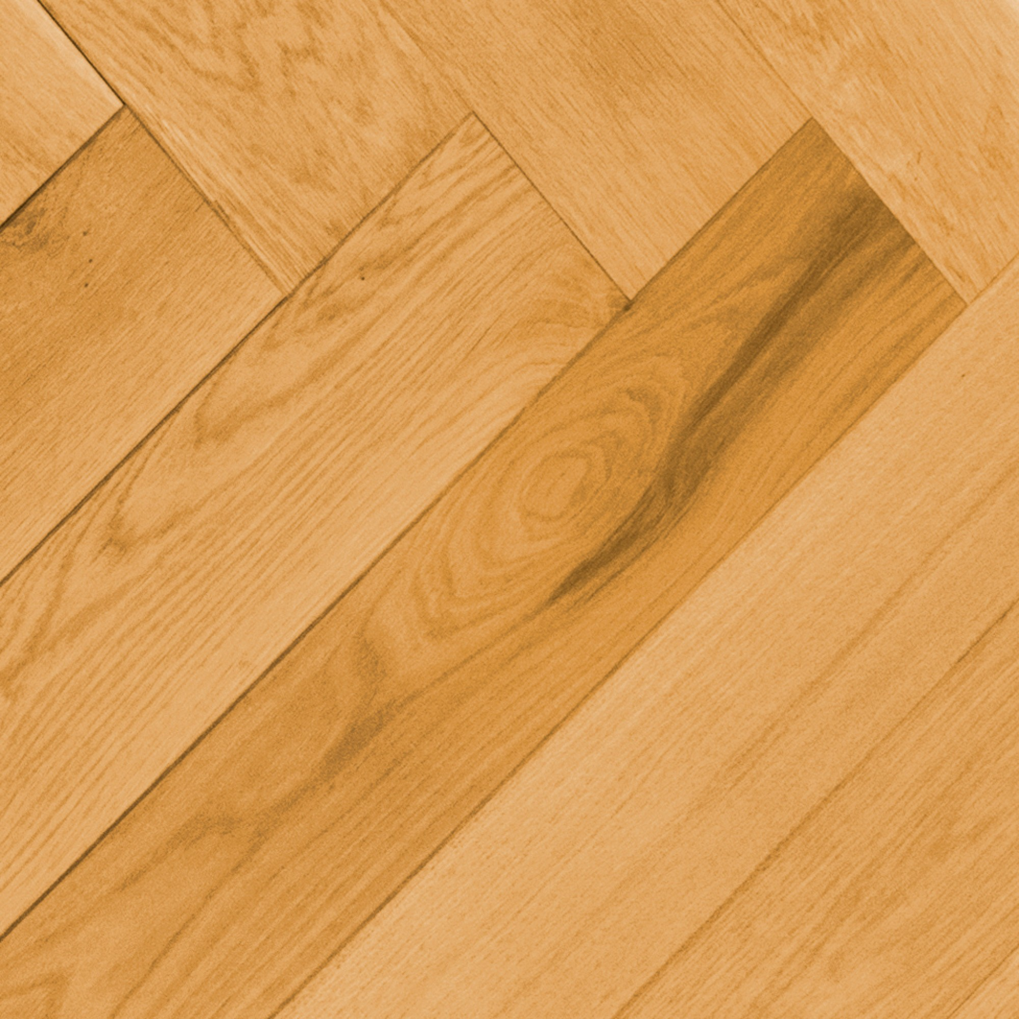 Back White Oak Natural Smooth