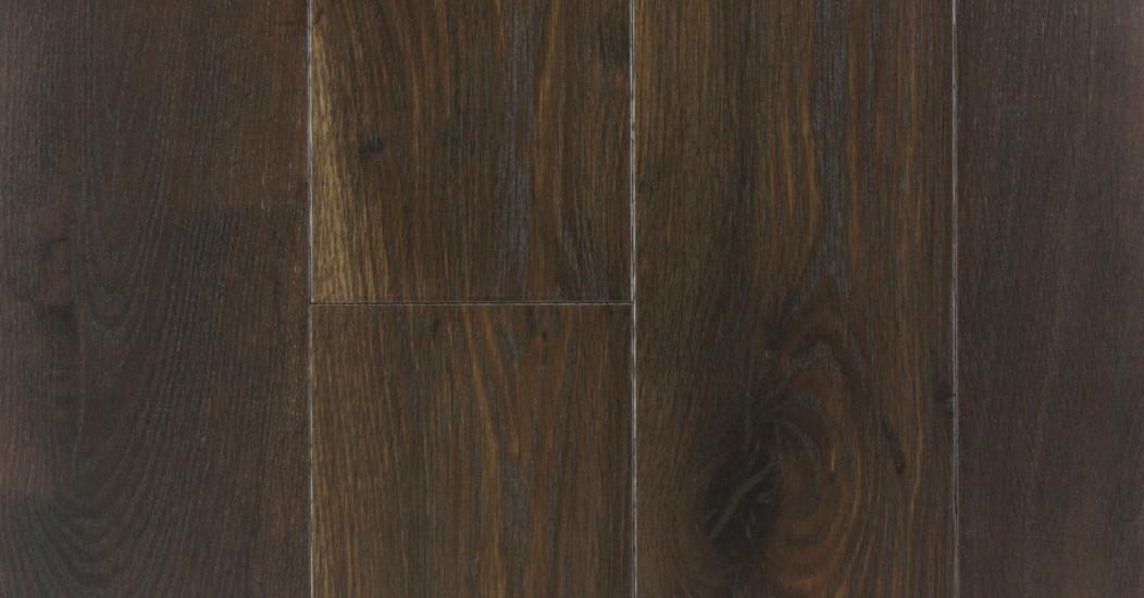 Fumed White Oak Black Oak Smooth Vintage Hardwood