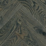 Red Oak Pewter Wire Brushed - floor
