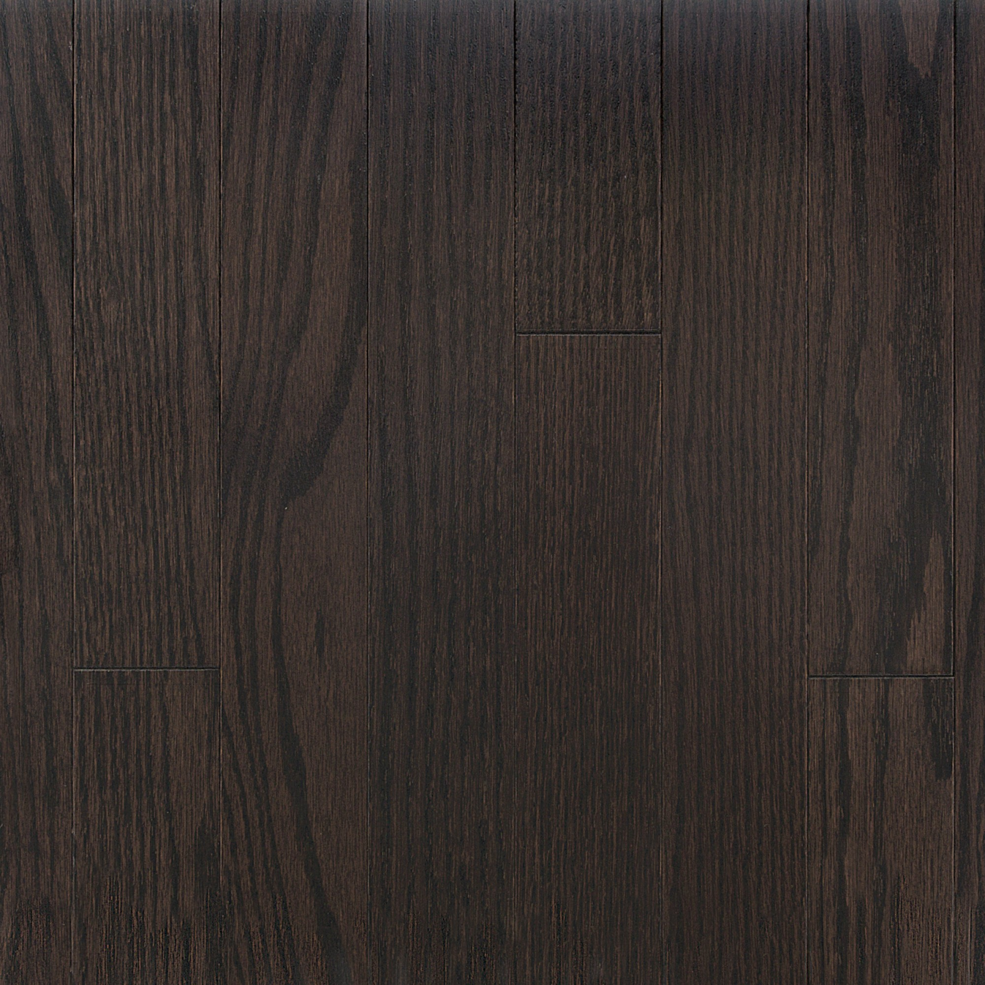 Smooth Red Oak Cocoa Vintage Hardwood Flooring And