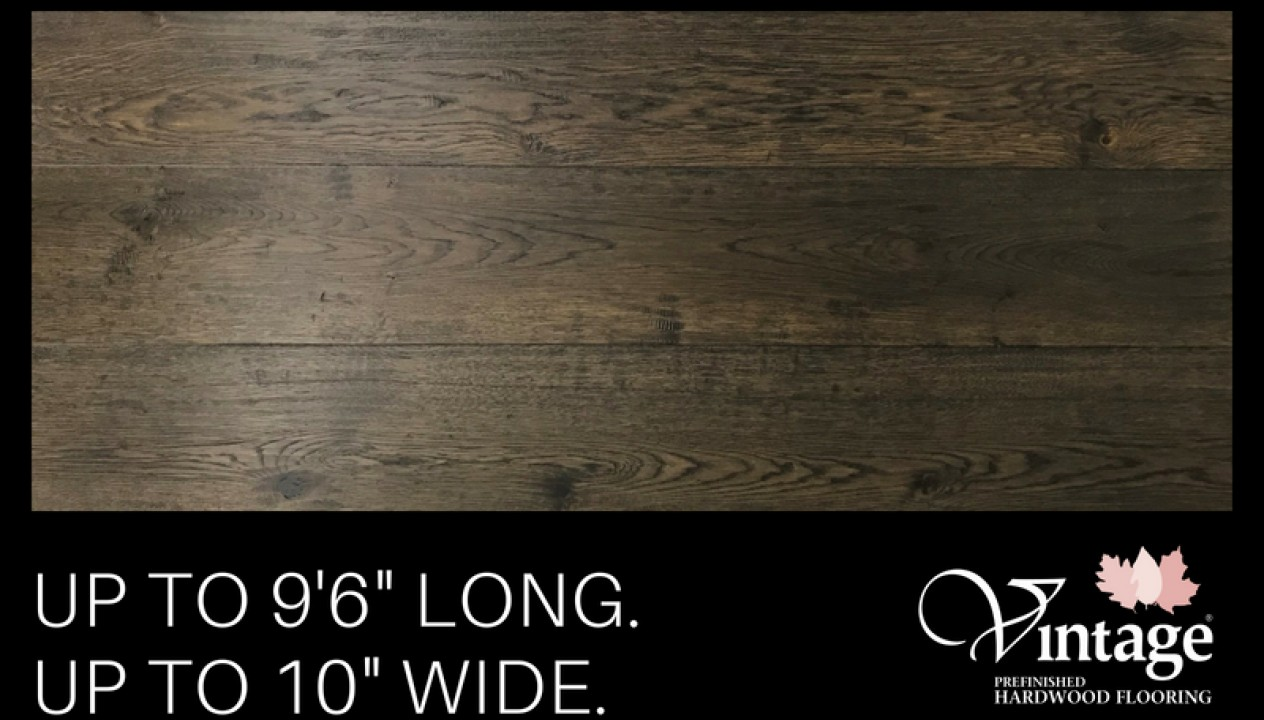 Long Length Hardwood Flooring