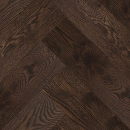 Red Oak Cocoa Wire Brushed